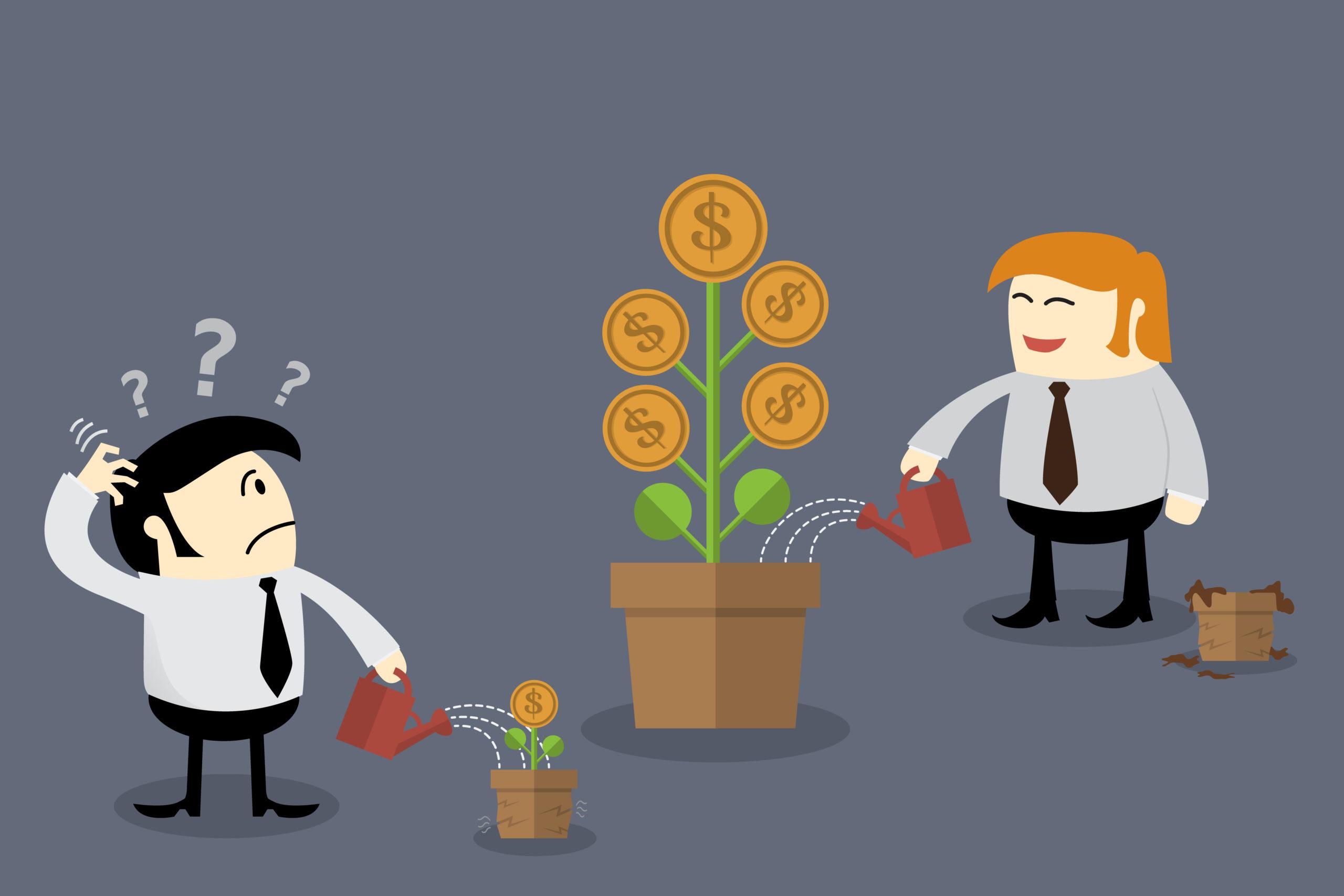 副業で稼げる人の3つの特徴